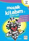 Mozaik Kitabım 2 Sticker Book