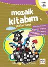 Mozaik Kitabım 4 Sticker Book