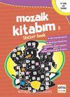 Mozaik Kitabım 5 Sticker Book