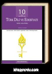 10. Sınıf Müfredatı İçin Türk Dili ve Edebiyatı Konu Anlatımlı