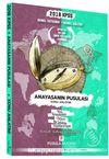 KPSS Genel Yetenek Genel Kültür Anayasanın Pusulası Konu Anlatımı