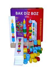 Bak-Diz-Boz (3-6 Yaş)