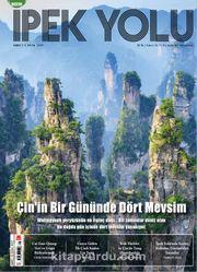 Modern İpek Yolu 3 Aylık Dergi Sayı:1 2017