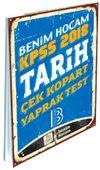 2018 KPSS Tarih Çek Kopart Yaprak Test