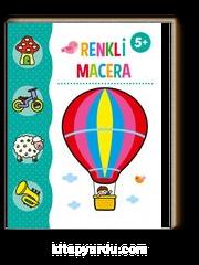 Indir Türkçe Pdf Renkli Macera Boyama Kitabı 5 Yaş Mobi Kindle