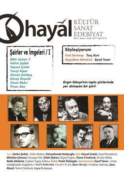 Hayal Kültür Sanat Edebiyat Dergisi Sayı:63 Ekim-Kasım-Aralık 2017