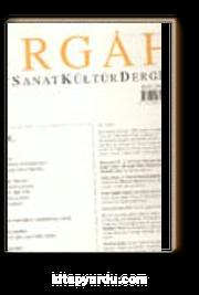 Dergah Edebiyat Sanat Kültür Dergisi / Eylül, Sayı 163, Cilt XIV