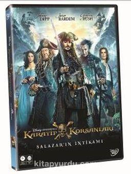 Karayip Korsanları 5 - Salazar'ın İntikamı (Dvd)
