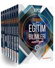 KPSS Eğitim Bilimleri Konu Anlatımlı Modüler Set (8 Kitap)