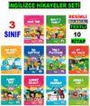 3. Sınıf İngilizce Hikayeler Seti (10 Kitap)