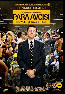 The Wolf Of Wall Street - Para Avcısı (Dvd) & IMDb: 8,1
