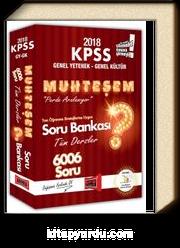 2018 KPSS Genel Yetenek Genel Kültür Muhteşem Tüm Dersler Soru Bankası