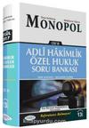 Monopol Adli Hakimlik Açıklamalı Özel Hukuk Soru Bankası