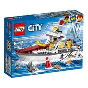 LEGO City - Balıkçı Teknesi (60147)