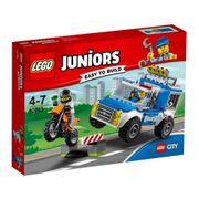 LEGO Juniors Polis Kamyoneti Takibi (10735)