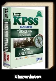 2018 KPSS Türkçenin Pusulası Konu Anlatımı