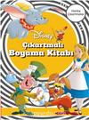 Disney Klasik - Çıkartmalı Boyama