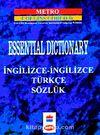 Metro Collins Cobuild Essential Dictionary & İngilizce-İngilizce-Türkçe Sözlük