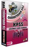 KPSS Coğrafyanın Dili Çözümlü Soru Bankası