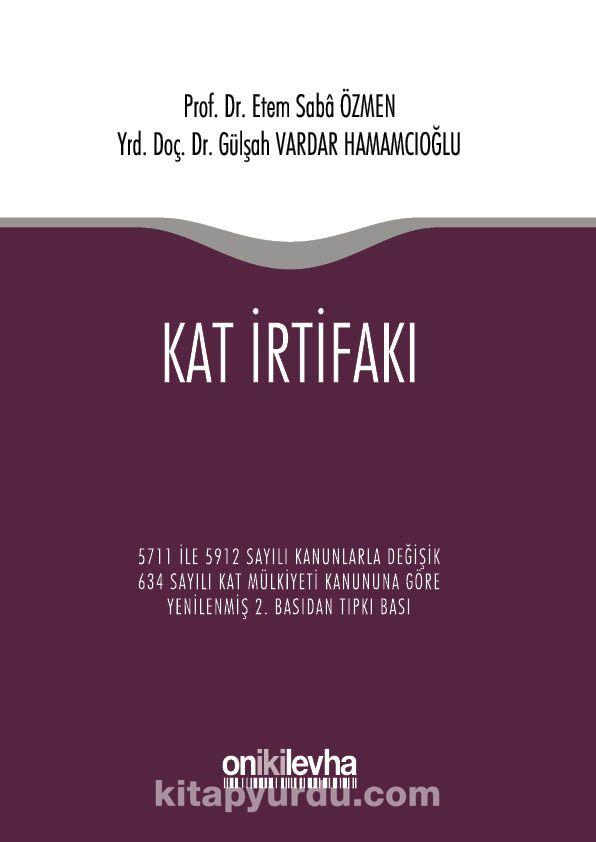 Kat İrtifakı - Gülşah Vardar Hamamcıoğlu pdf epub