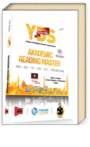 YDS Academic Reading Master Altın Seri