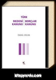 Türk Medeni Kanunu - Türk Borçlar Kanunu (Cep Boy)