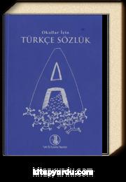 İlköğretim Okulları İçin Türkçe Sözlük