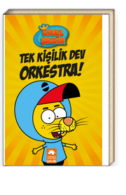 Kral Şakir / Tek Kişilik Dev Orkestra! (Ciltli)
