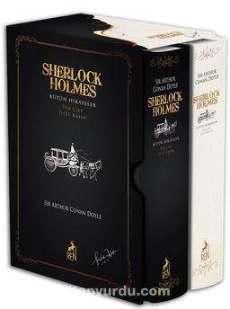 Sherlock Holmes Bütün Eserleri (Ciltli Set)