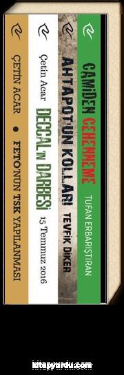 Dünden Bugüne FETÖ (4 Kitap)