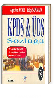 KPDS & ÜDS Sözlüğü 2005