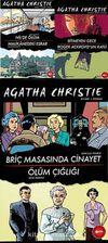 Agatha Christie Çizgi Roman Seti (3 Kitap)