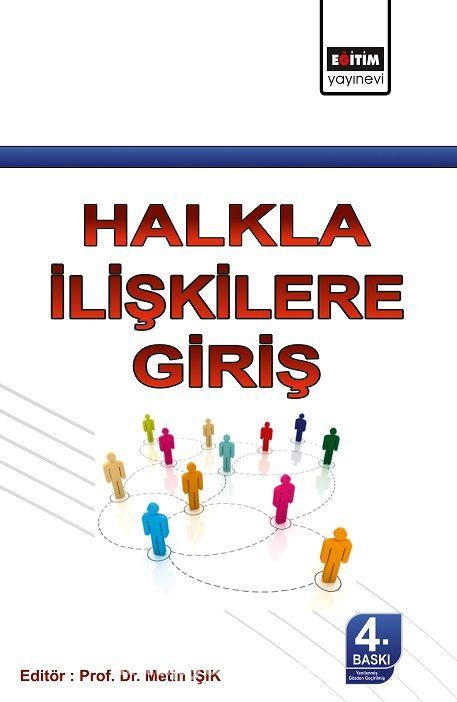 Halkla İlişkilere Giriş - Prof. Dr. Metin Işık pdf epub