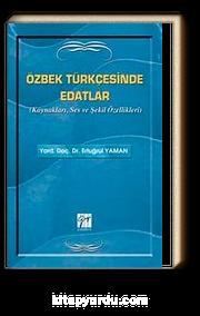 Özbek Türkçesinde Edatlar