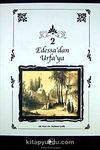 Edessa'dan Urfa'ya (2 Cilt Takım)(9-B-6)