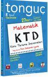 8. Sınıf Matematik Konu Tarama Denemeleri