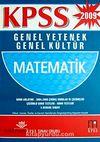 Maksimum KPSS Matematik Genel Yetenek-Genel Kültür 2009