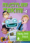 Mucitler Takımı 4 / Yapay Zeka Robot