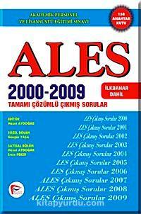 Ales 2000-2009 Tamamı Çözümlü Çıkmış Sorular - Güngör Yaşa pdf epub