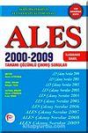 Ales 2000-2009 Tamamı Çözümlü Çıkmış Sorular