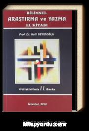 Bilimsel Araştırma ve Yazma El Kitabı