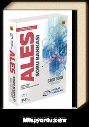 ALES Soru Bankası Sayısal Bölüm-Sözel Bölüm-Sayısal Sözel Akıl Yürütme Tek Kitap (Kod:2050)