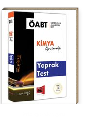 2018 ÖABT FilojistonKimya Öğretmenliği Yaprak Test