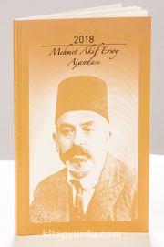 2018 Mehmet Akif Ersoy Ajandası (Büyük Boy)
