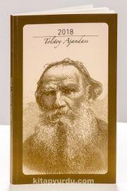 2018 Tolstoy Ajandası (Büyük Boy)
