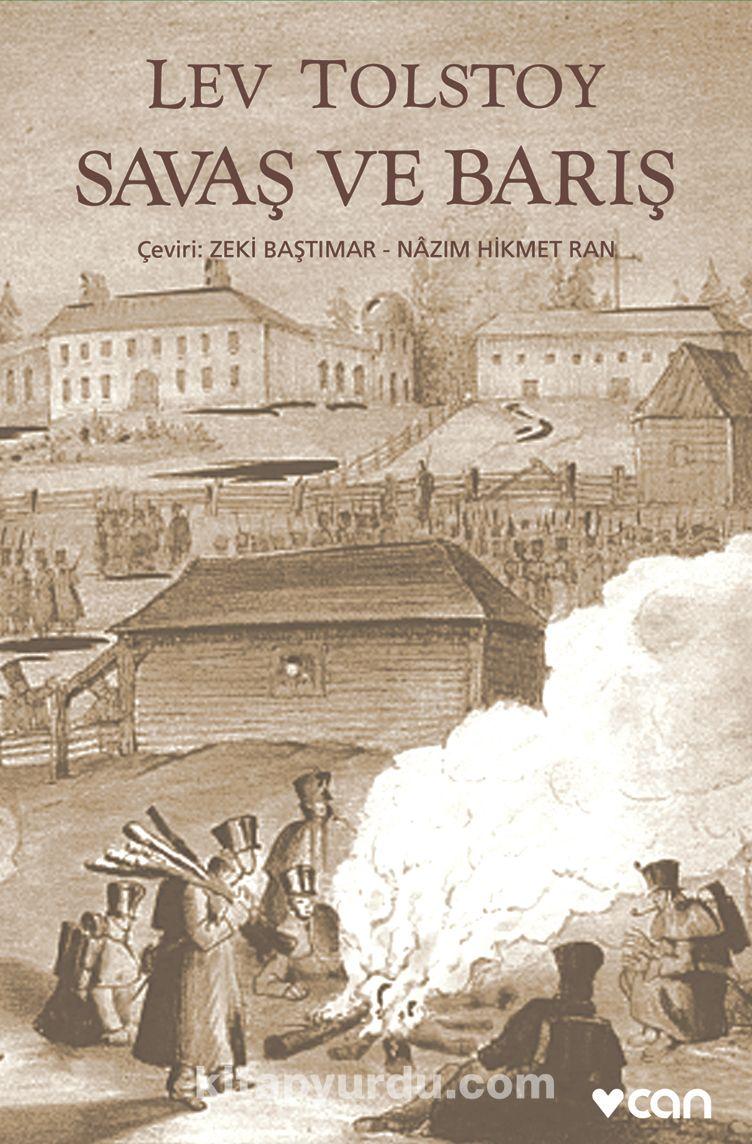 Savaş ve Barış (2 Cilt Kutulu) - Lev N. Tolstoy pdf epub