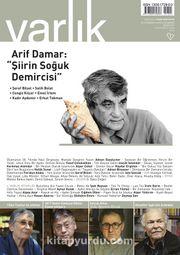 Varlık Aylık Edebiyat ve Kültür Dergisi Kasım 2017