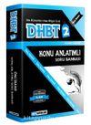 DHBT 2 Önlisans Konu Anlatımlı Soru Bankası