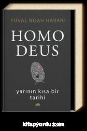 Homo Deus: Yarının Kısa Bir Tarihi (Ciltli)