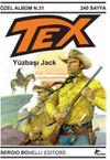 Tex Özel Seri 7 / Yüzbaşı Jack